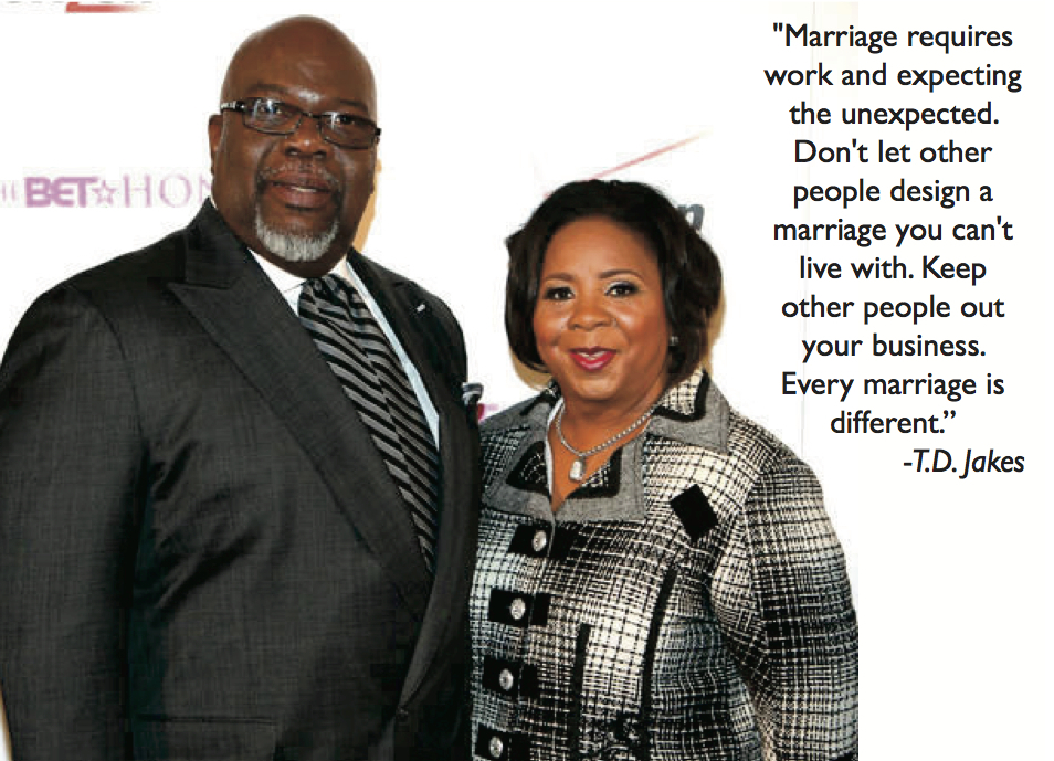 td jakes on online dating Tracy taylor on bishop td jakes – words of advice let it go i was looking for guidance after having listened to td jakes sermon several times over the last year.