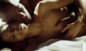 Couple in bed 2