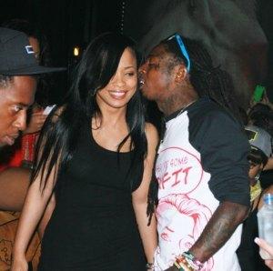 Karrine Lil Wayne