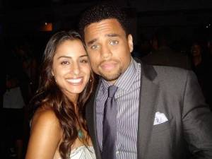 Michael and Khatira