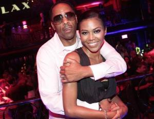 Amerie and Lenny